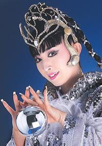 天功 年齢 プリンセス